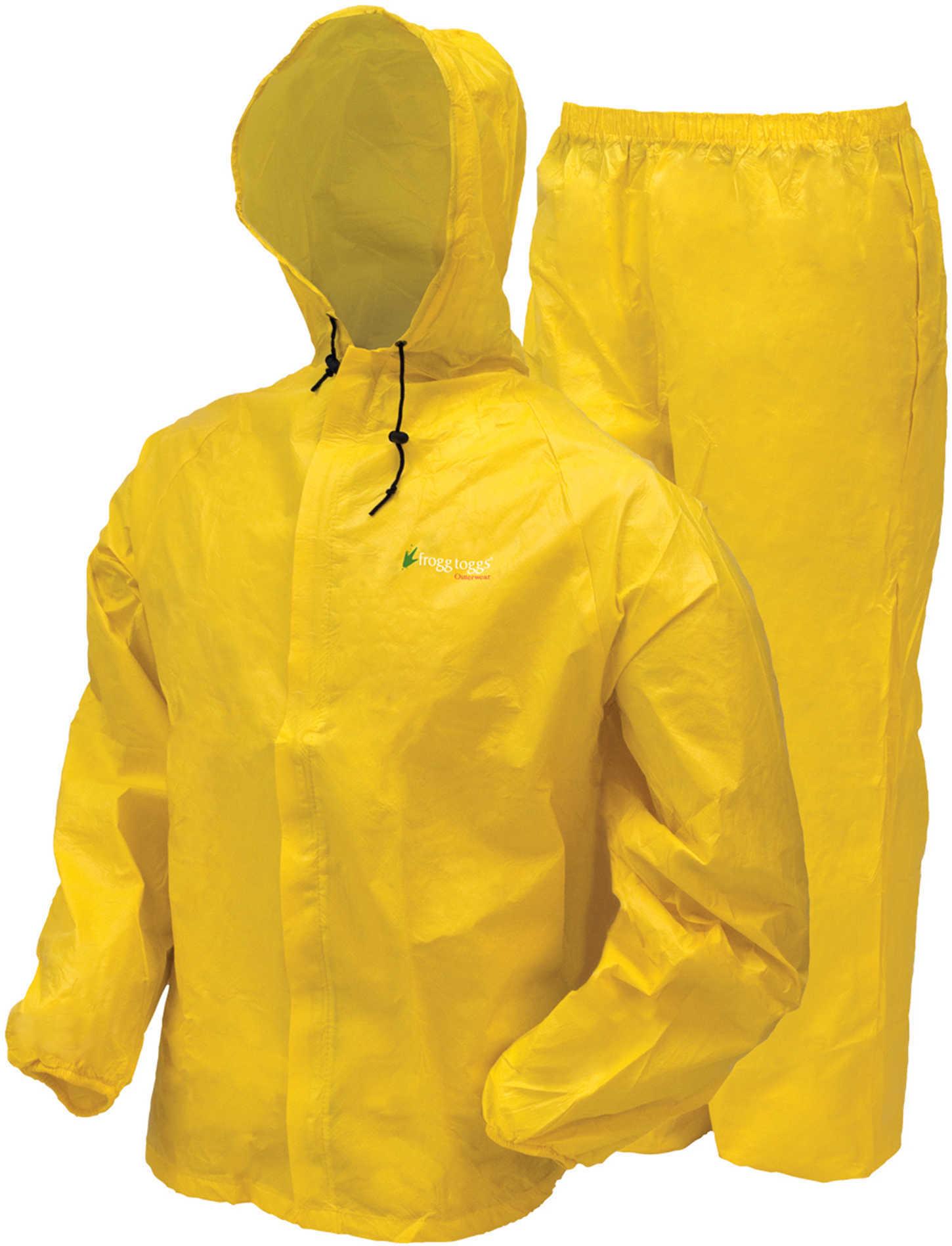 Ultra-Lite2 Rain Suit W/Stuff Sack Medium, Yellow Md: Ul12104-08Md