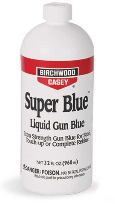 Birchwood Casey Super Blue Liquid Gun Blue 32 Oz Md: 13432