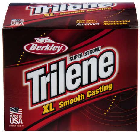 Berkley Trilene Xl Line 3000Yd 10# Clear Md#: Xl3010-15
