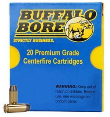 10mm Heavy 220 Grain Hard Cast FN 20 Rounds Ammunition