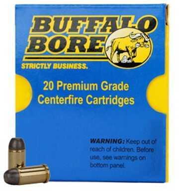 45 Auto Rim 255 Grain Hard Cast FN (Per 20) Rounds Ammunition