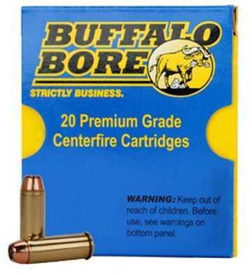 Heavy 45 Colt 200 Grain Hard Cast Keith GC (Per 20) Rounds Ammunition