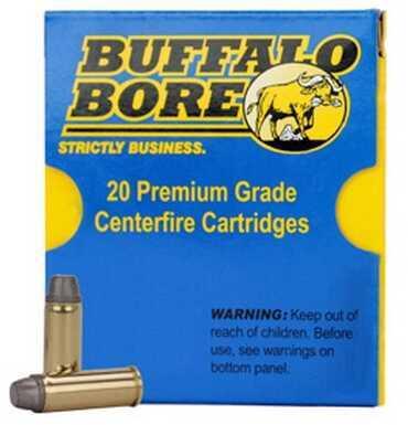Anti-Personnel Low Flash 45 Colt 225 Grain (Per 20) Soft Cast Hollow Nose Md: 3J/20