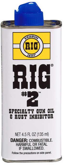 Birchwood Casey Rig#2 Gun Oil Lube & Protectant 4.5Oz Md: 40028