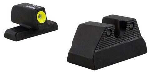 Trijicon H&K HD Night Sight Set USP, Yellow Front Md: HK106Y