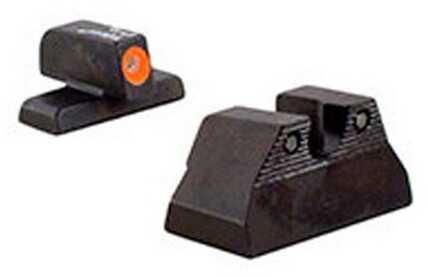 Trijicon H&K HD Night Sight Set USP Compact, Orange Md: HK108O