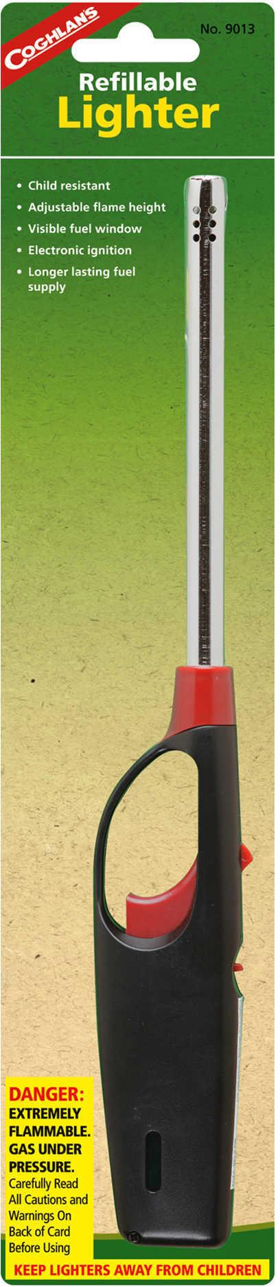 COGHLANS Refillable Gas Lighter Md: 9013