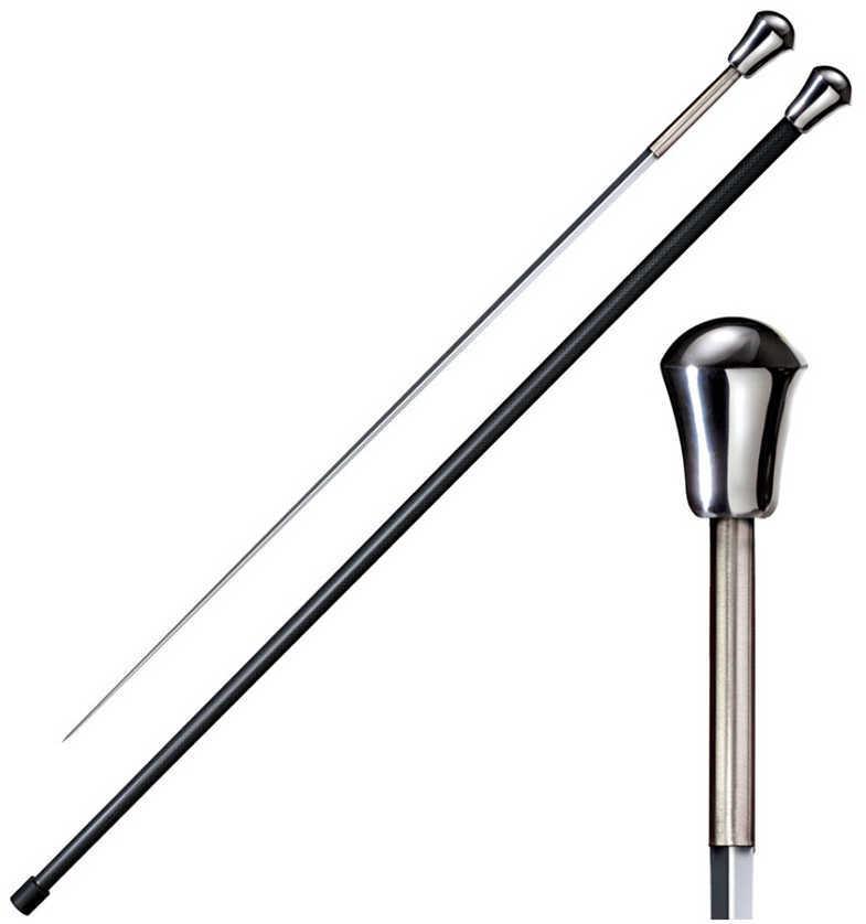 Cold Steel Sword Cane Aluminum Head Md: 88SCFA