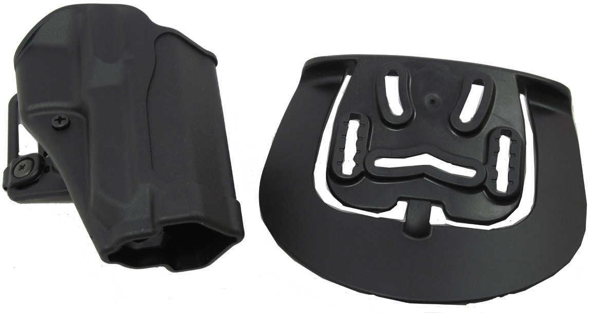 Blackhawk Sportster Standard Belt & Paddle Right Hand, Sig Sauer 220/225/226 Md: 415606Bk-R