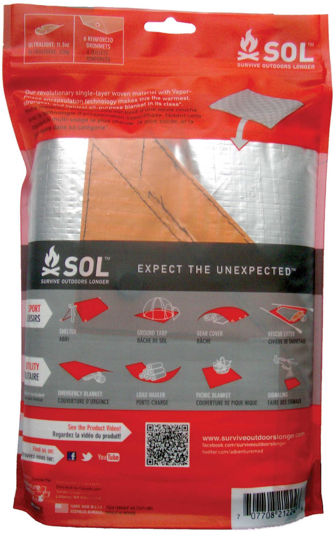 Sol Series Sport Utility Blanket Md: 0140-1224