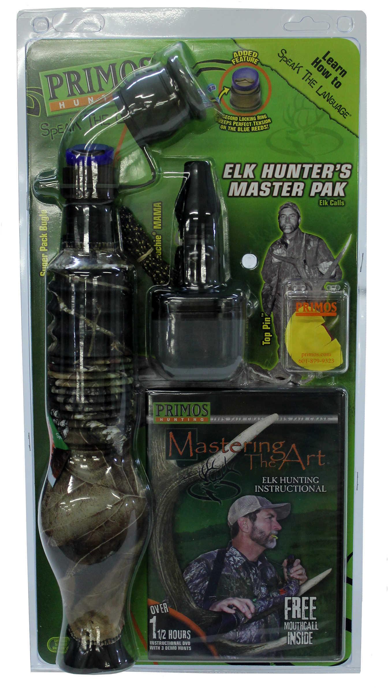 Primos Elk Call Elk Hunter's Master Pack Md: 943