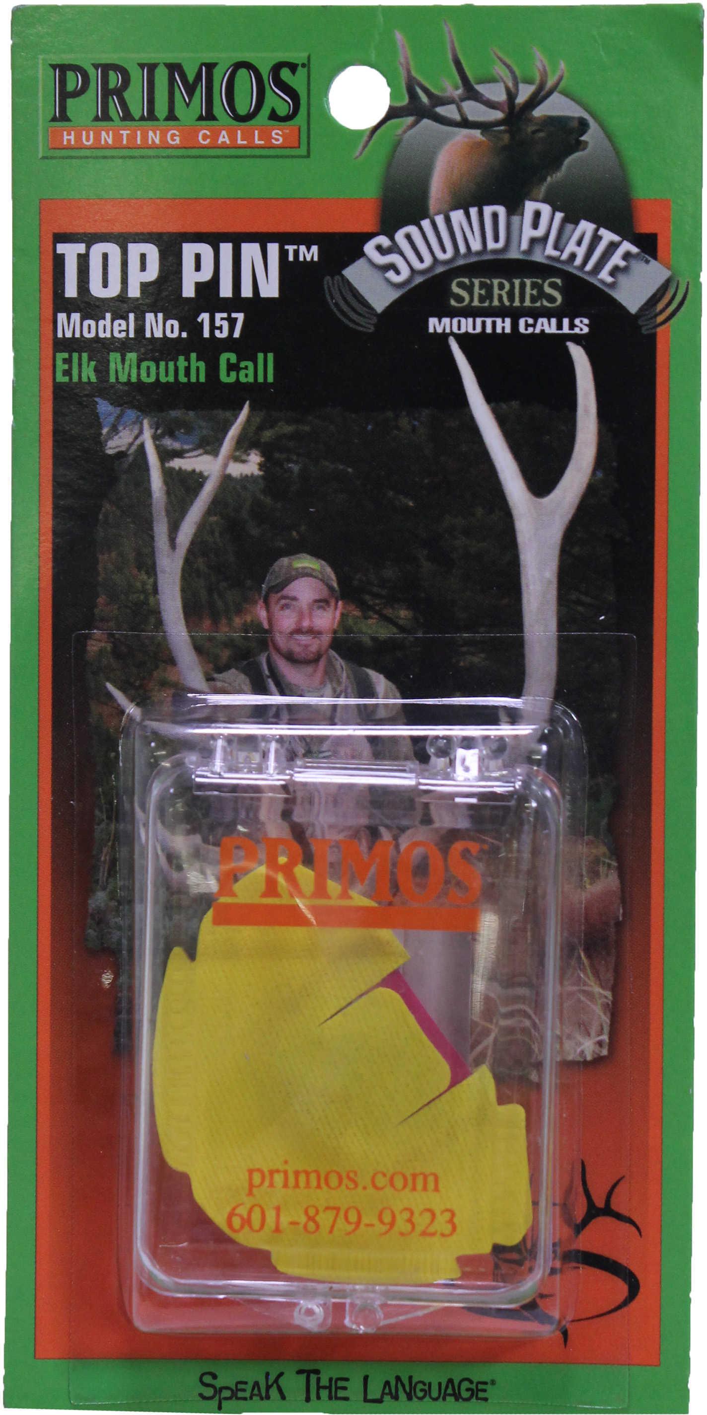 Primos Elk Call Top Pin Md: 157