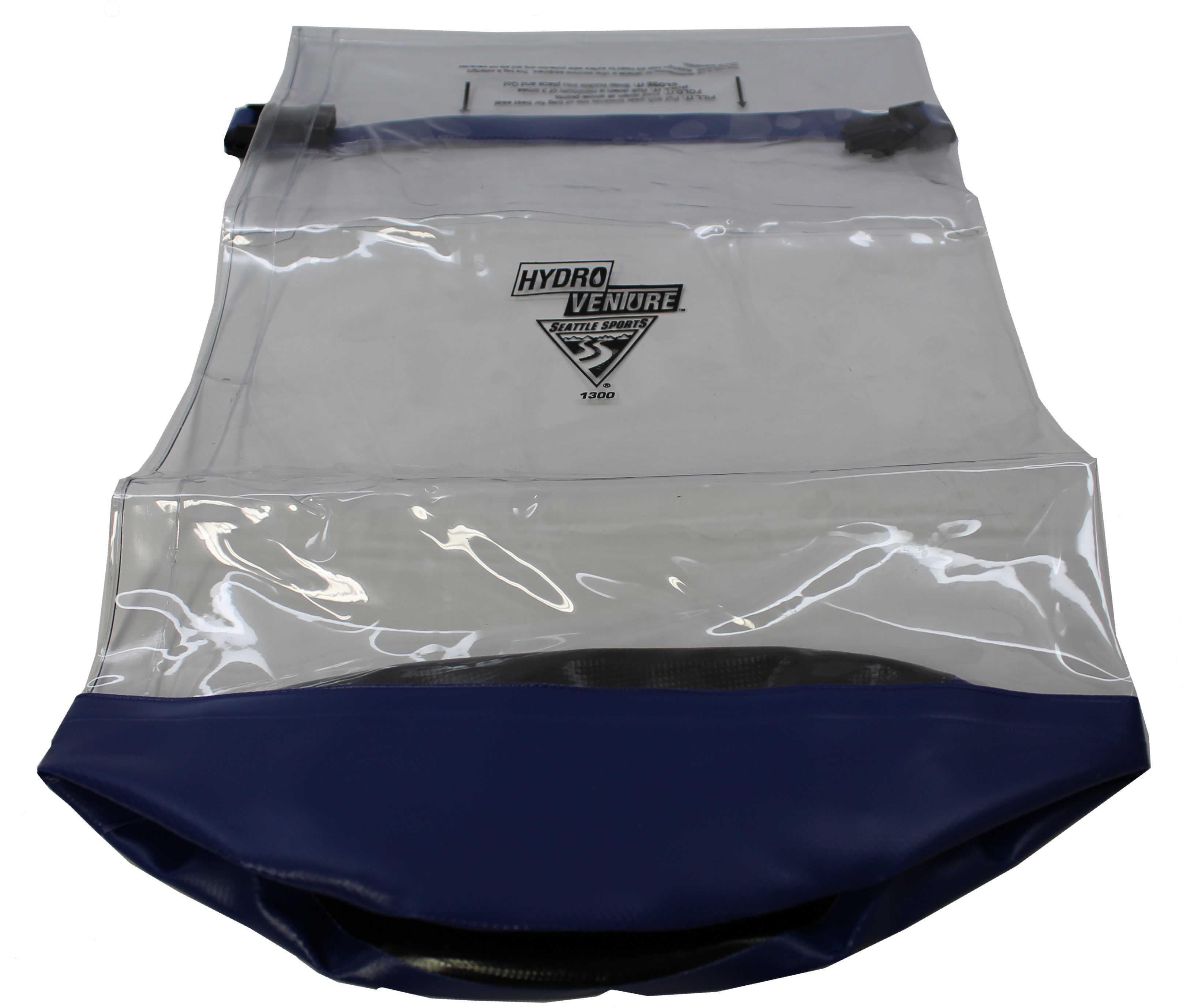 Glacier Clear Dry Bag, Clear Bag Medium Md: 016200