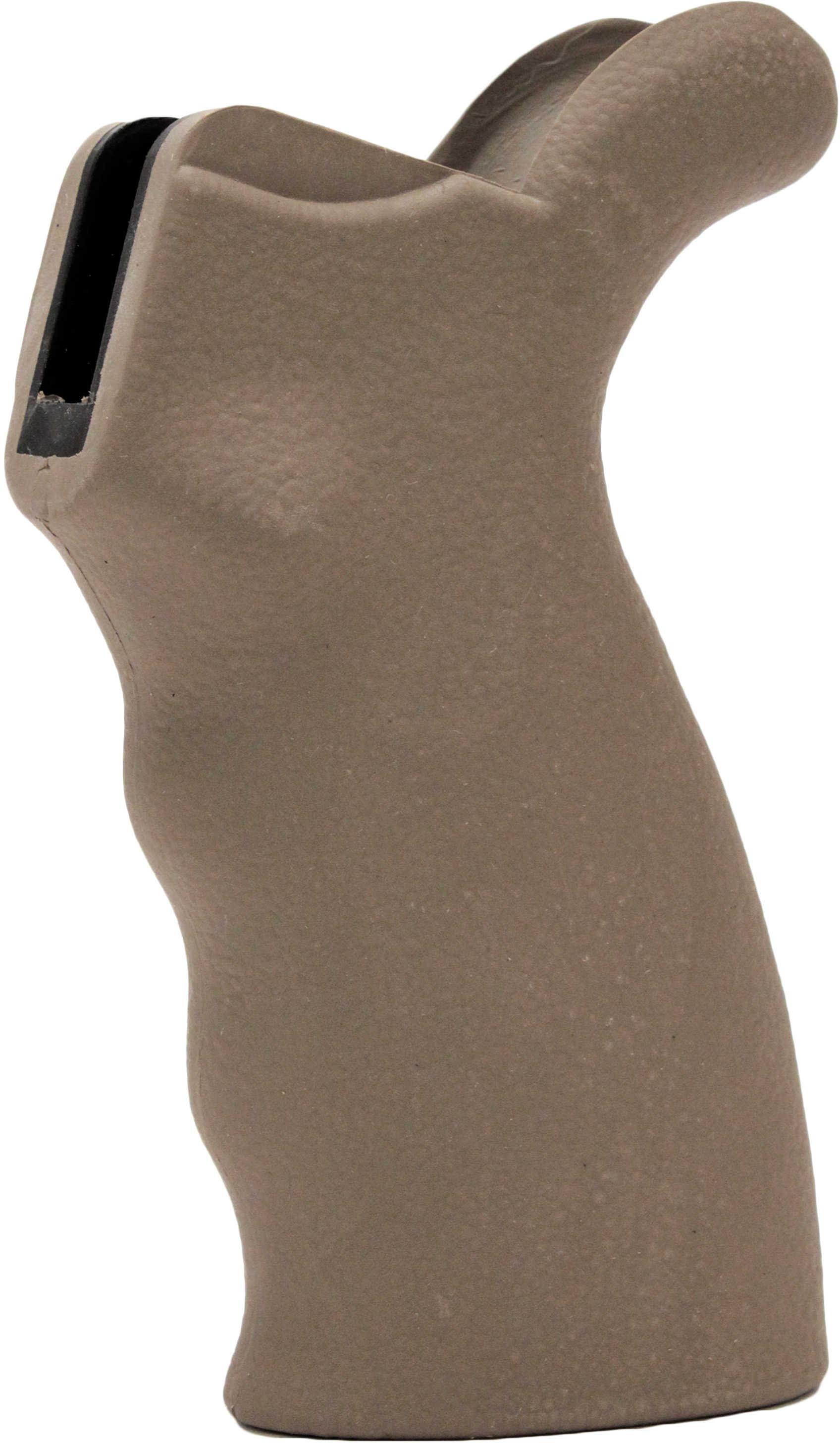 2 AR15/AR10 Grip Kit Ambidextrous Flat Dark Earth Md: 4010-De