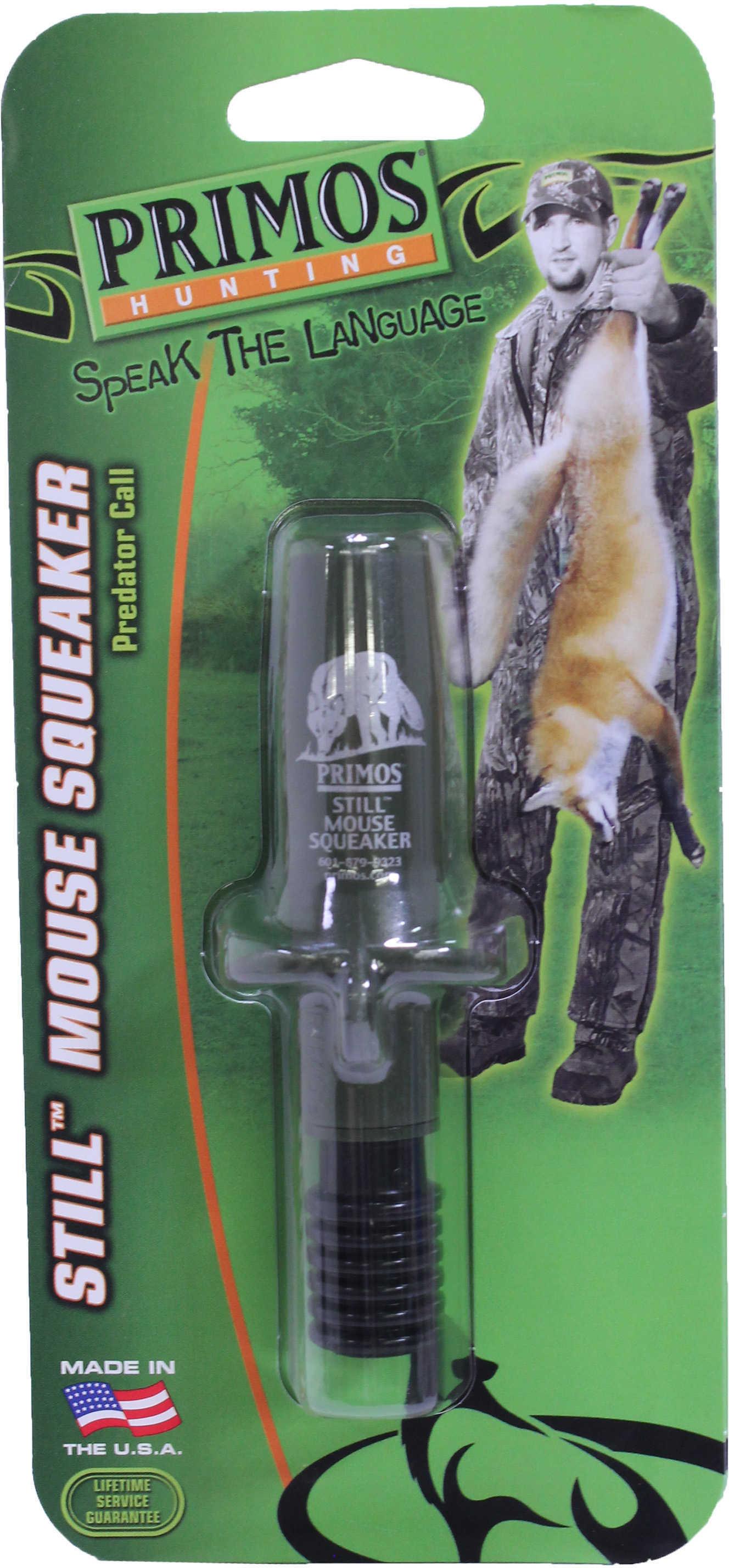 Primos Still Mouse Squeaker  Model: PS324