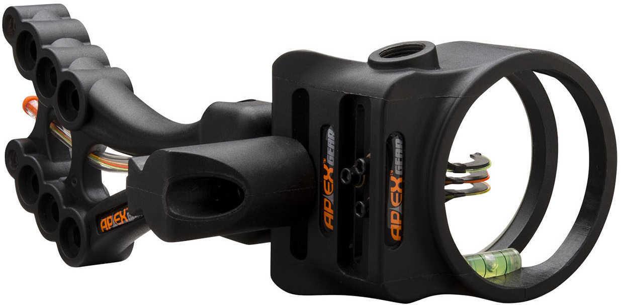 Apex Tundra Sight Black 3 Pin .019 RH/LH Model: AG1203BK