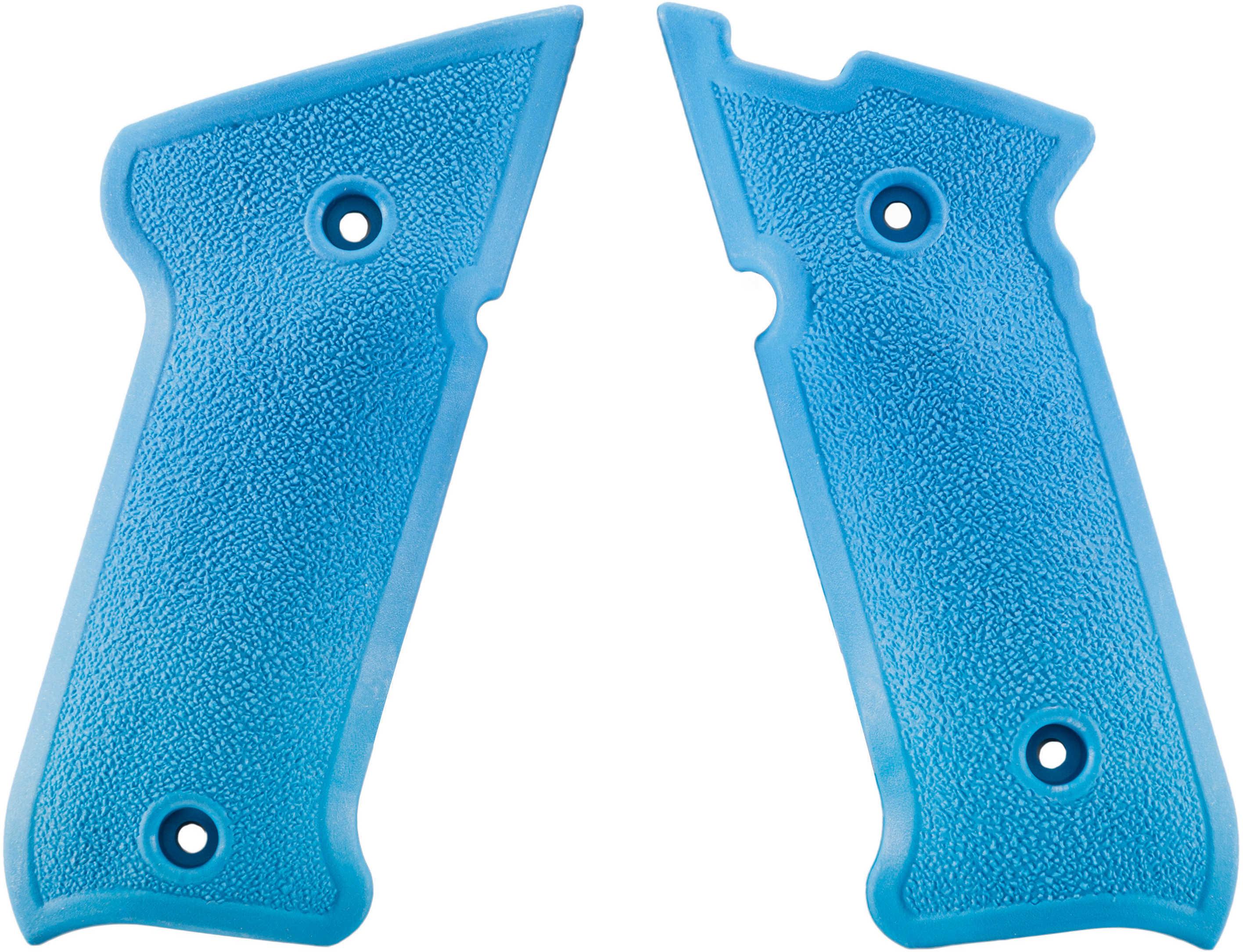 Ruger® Mark 2 Grip Blue Md: 4580-Bl