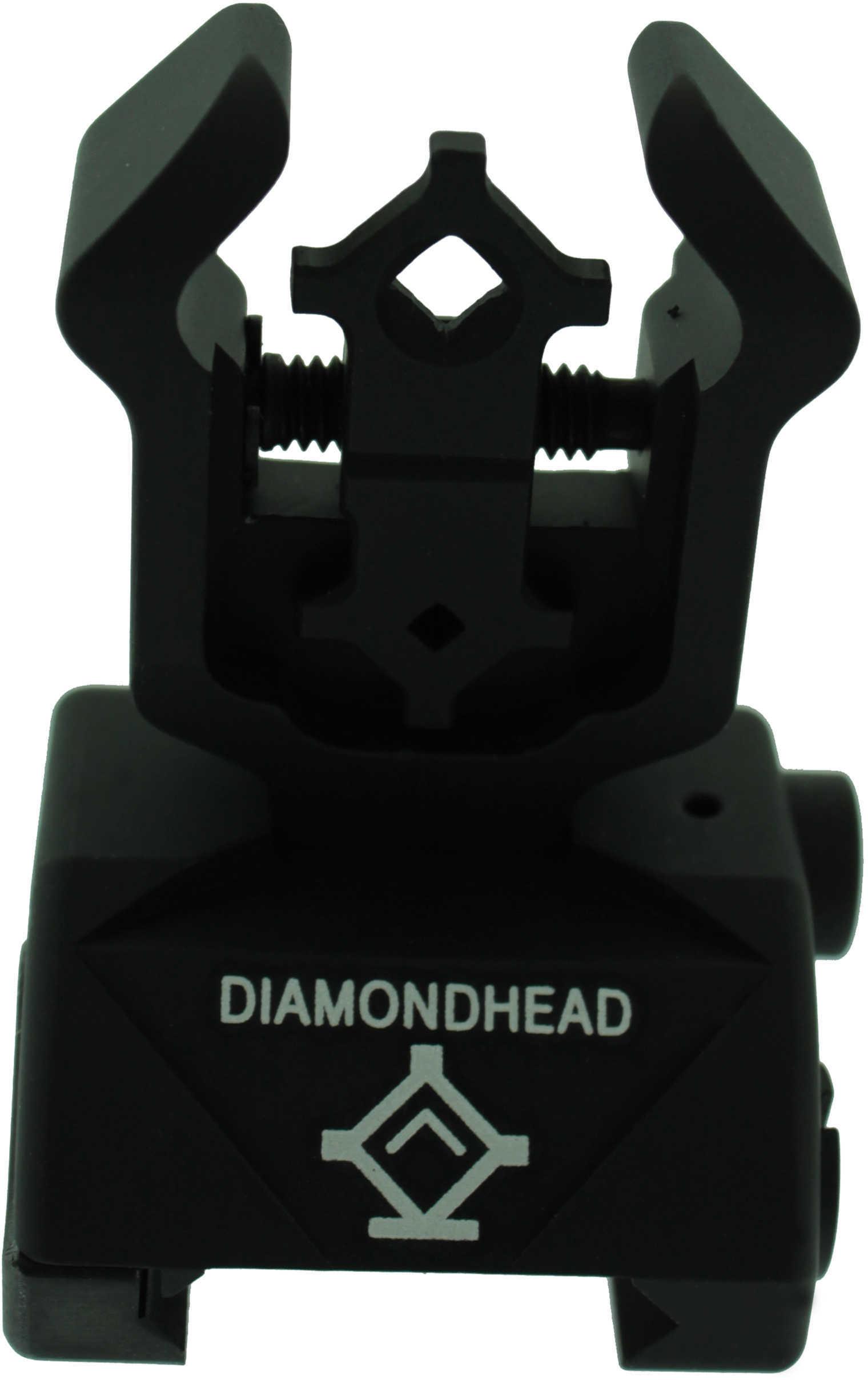 AR-15 Diamond Sight Rear Sight, Gen 2 Md: 1101