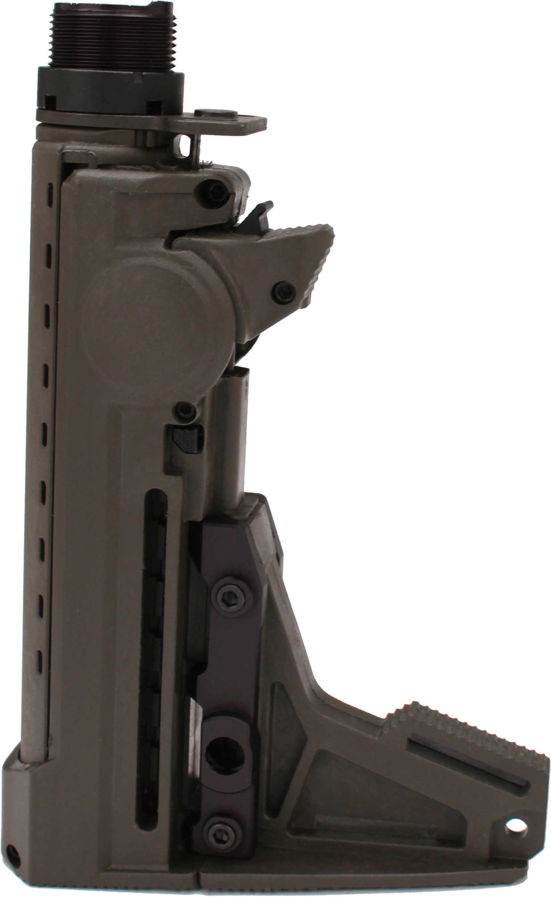 F93-AR-15 /M16 Adjustable ProStock Assembly Olive Drab Md: 4925-OD