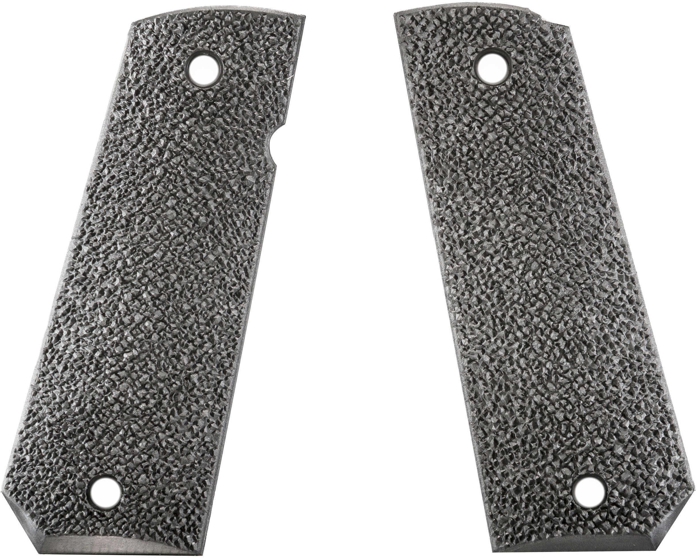 XTR 1911 Grip Hard Rubber 2-Piece, Black Md: 4511-Bk