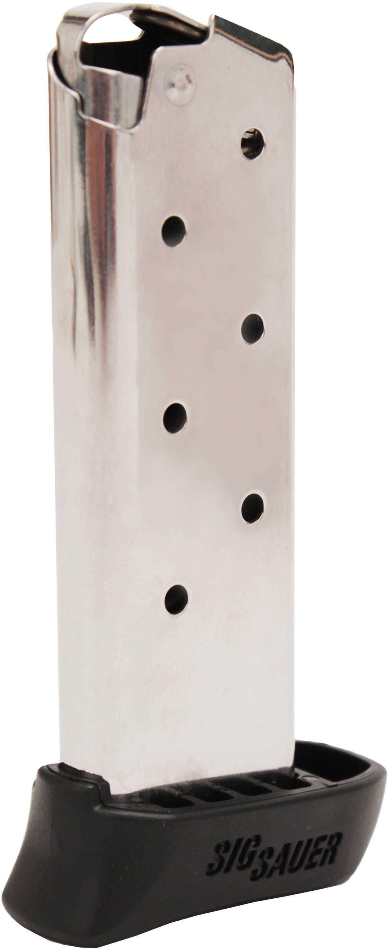 P238 380 ACP Magazine X-Grip, 7 Round Md: Mag-238-380-7-X