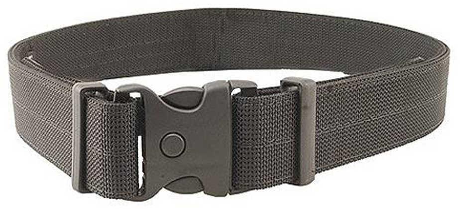 Uncle Mike's Belt Medium Black Deluxe 8801-1