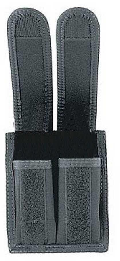 Uncle Mike's Cordura Universal Case Fits Double Magazine Black 8829-1