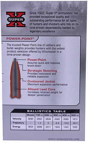 Winchester Super-X Power-Point 300 Winchester 150 Grain Pointed Soft Point 20 200 X30Wm1