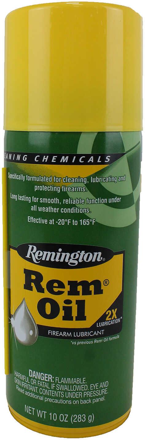 Remington 10Oz. Spray Can Rem-Oil Liquid 10 Oz. Lube 6/Box Box 24027
