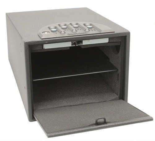 """GunVault Multi Vault Standard Safe 14""""x10""""x8"""" Black GV2000C-STD"""