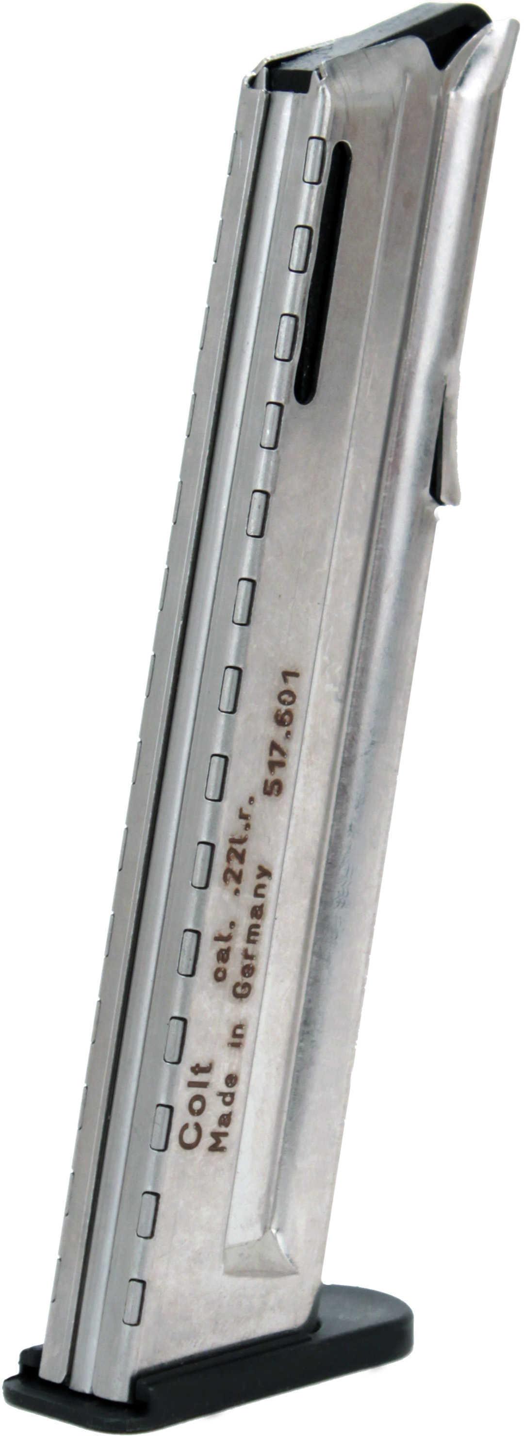 Walther Colt 1911 22LR Magazine 10 Round Md: 517604
