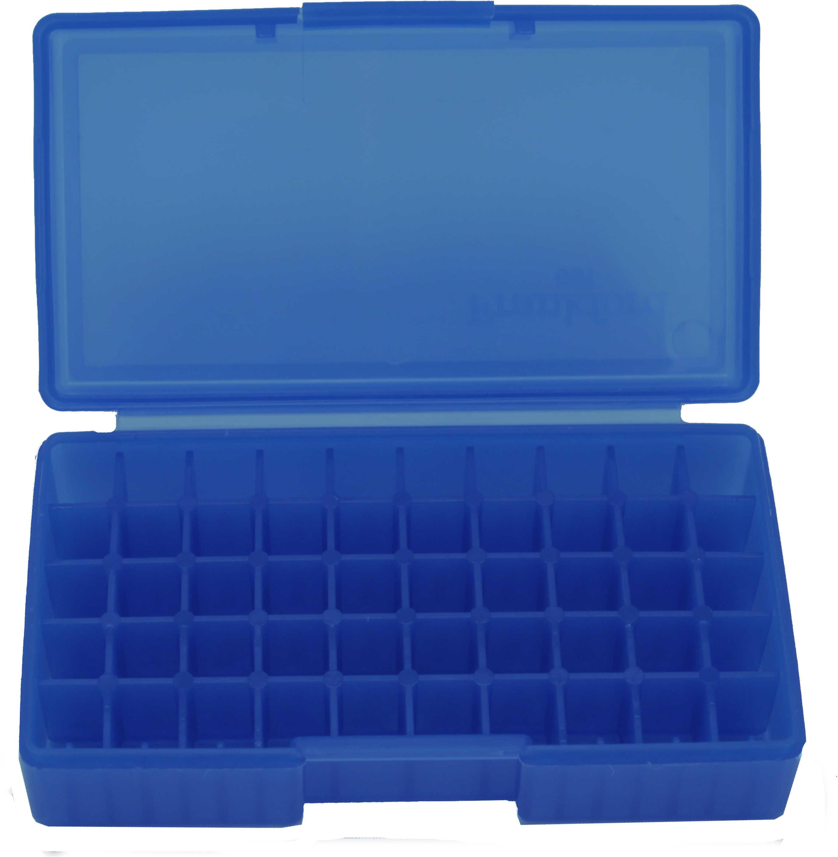 Frankford Arsenal #501, 380/9mm 50 ct. Ammo Box Blue Md: 114596