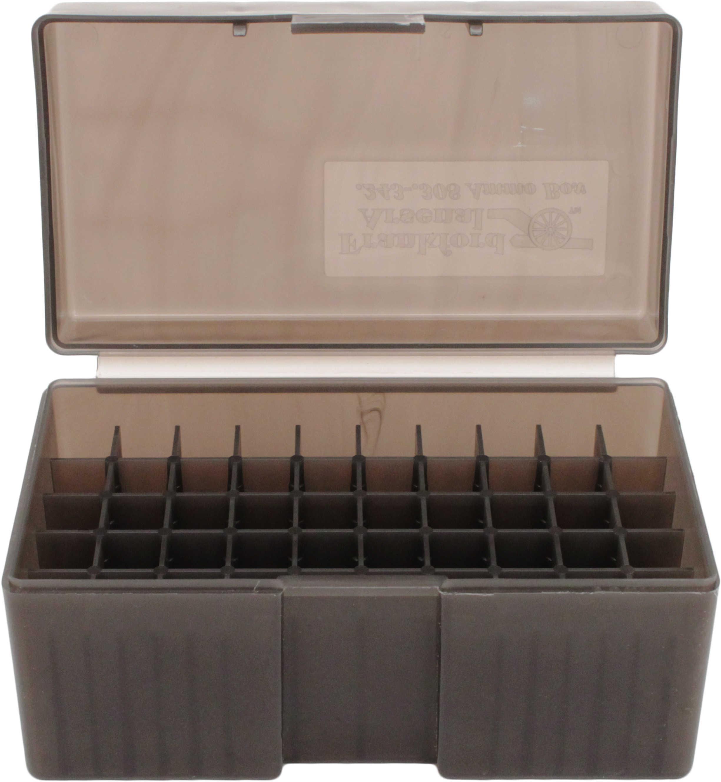 Frankford Arsenal #509, 243/308 50 ct. Ammo Box Gray Md: 122804