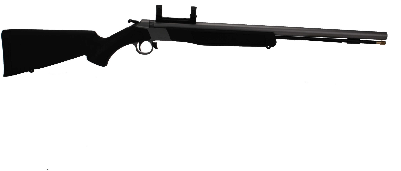 Wolf .50 Caliber Muzzleloader Stainless Steel/Black, Ism Md: Pr2110Sm