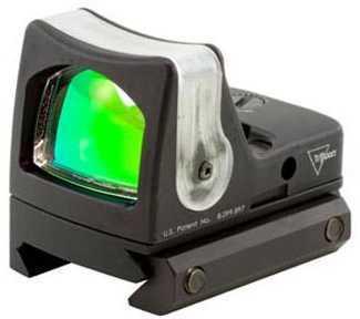 Trijicon RmR Sight 13 MOA Dual Illuminated W/Rm33 Picatinny Md: Rm03-33