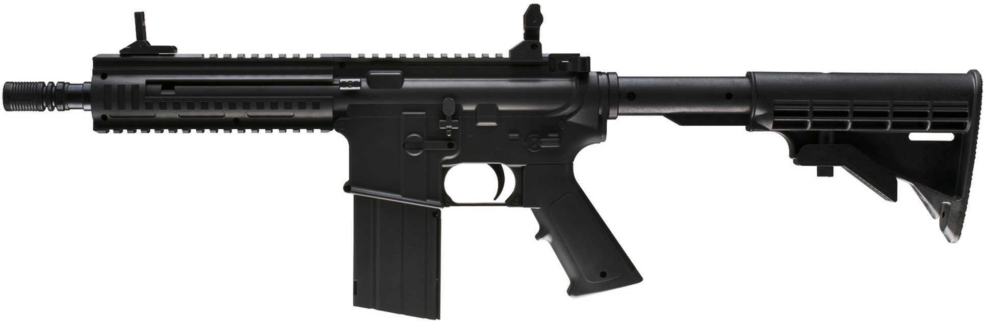 Umarex USA RWS 2254855 Steel Force Air Rifle M4 Style Select Fire .177 BB Black Airgun Md: 2254855