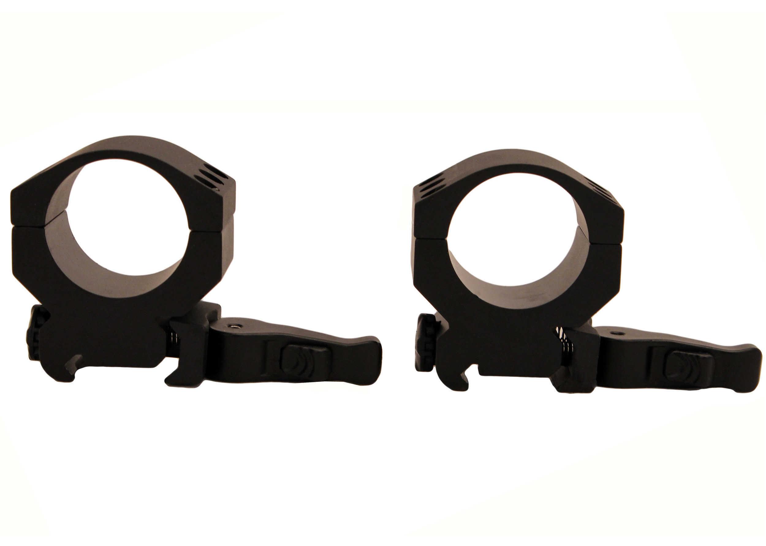 "Burris XTR Rings Medium, 1/2"" Height, 30mm Two Rings, Quick Detach Md: 420157"