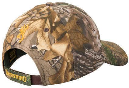Browning Rimfire 3D Buckmark Cap 3D Buckmark, Realtree Max 4 Md: 308379241