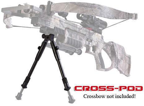 Excalibur Cross-Pod Adjustable Crossbow Bi-Pod Md: 7011