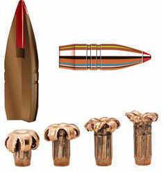 Hornady 375 Caliber Bullets .375 250 Grain GMX (Per 50) Md: 3708