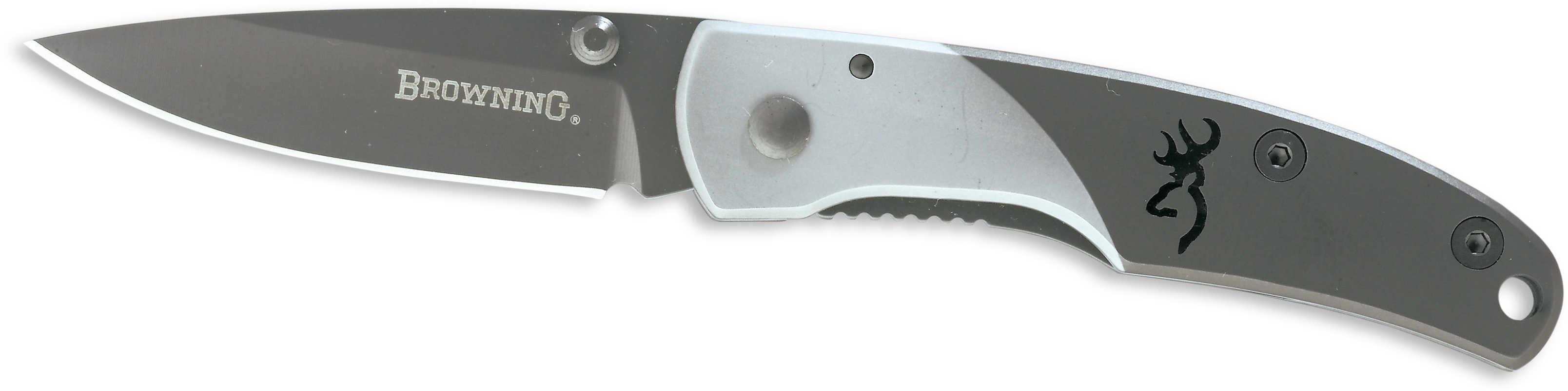 Browning Mountain Ti Folding Knife Small, Box Md: 322561B
