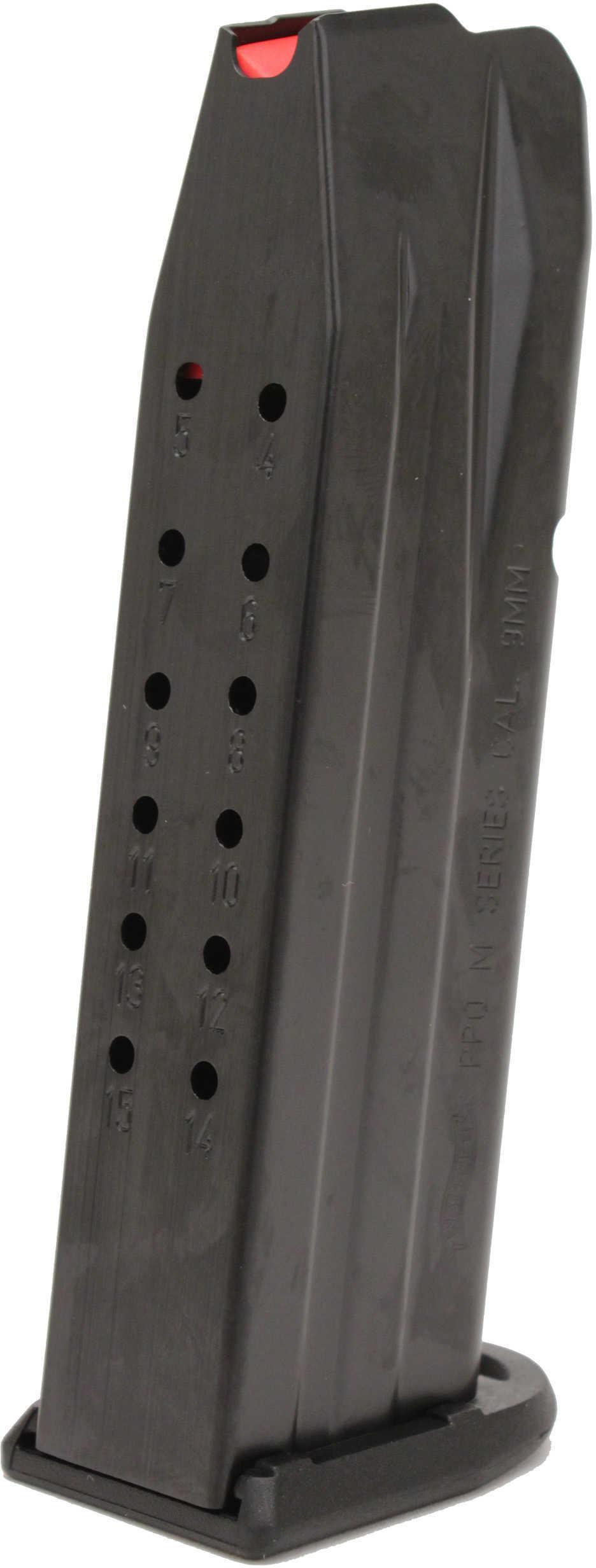 Walther PPQ M2 9mm Magazine 15 Round Md: 2796678