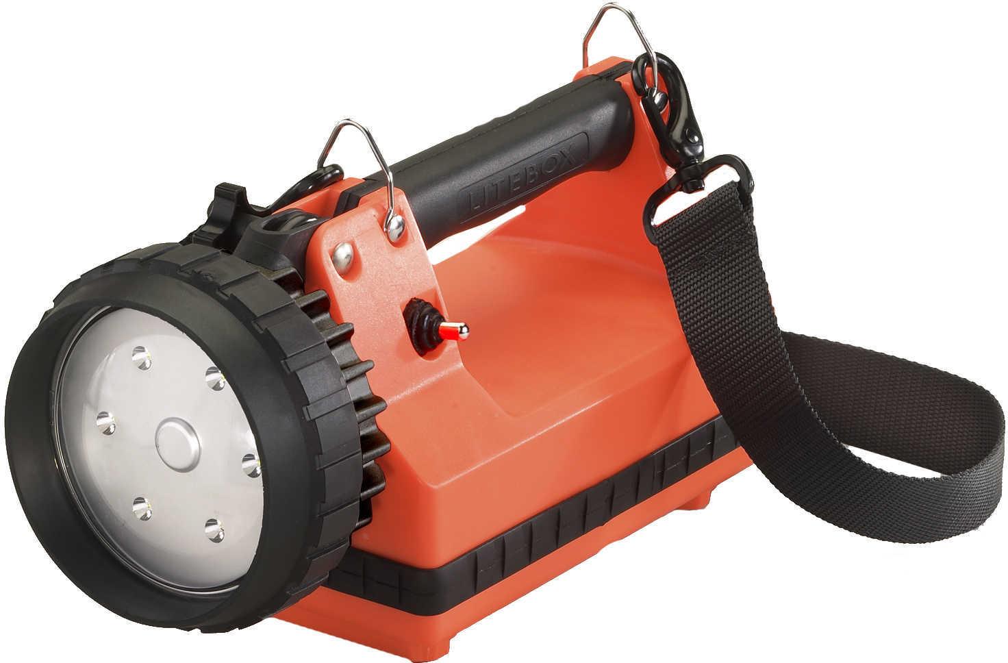 Streamlight E-Flood Firebox Vehicle Mount System, Orange Md: 45815