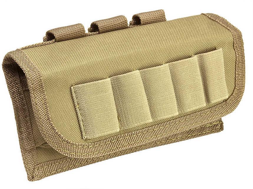 Tactical Shotshell Carrier Tan Md: Cv12SHCT