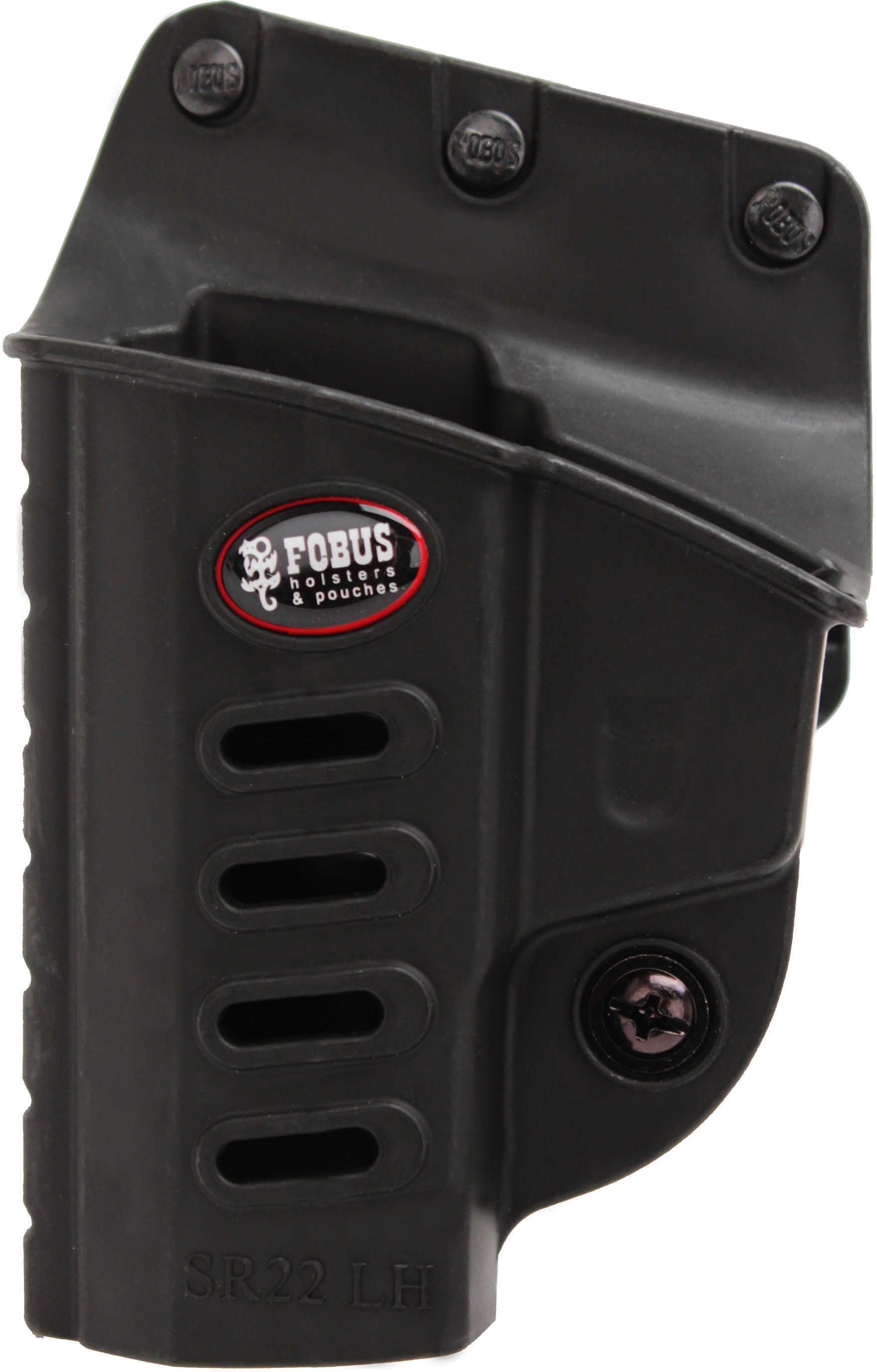Fobus Ruger® SR22 Holster Left Hand Roto Belt Md: SR22RBL