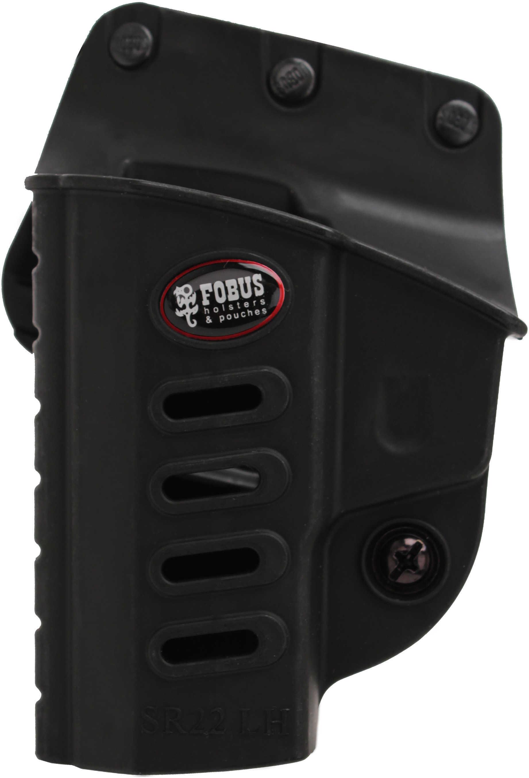 Fobus Ruger® SR22 Holster Left Hand Belt Md: SR22LHBH