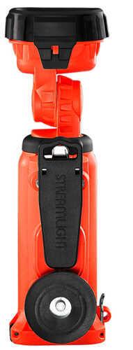 Streamlight Knucklehead Light W/Clip, Batteries, Orange, Clam Pack Md: 90644