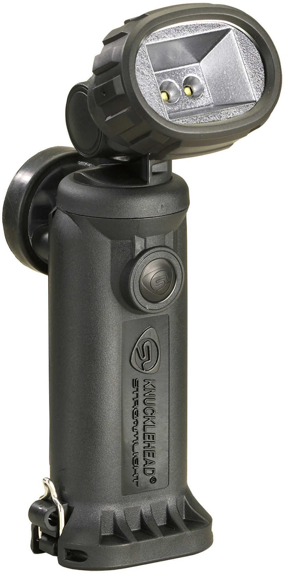 Streamlight Knucklehead Light W/12V Dc Fast Charge, Black Md: 90620