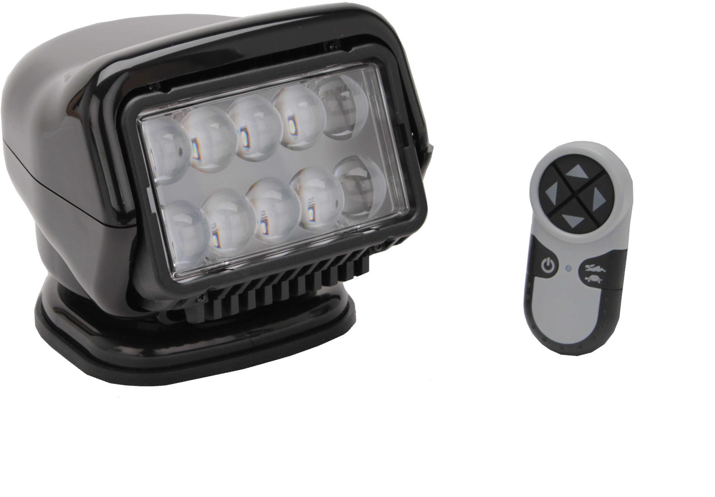 Led Stryker Wireless Handheld Remote Black Md: 30514