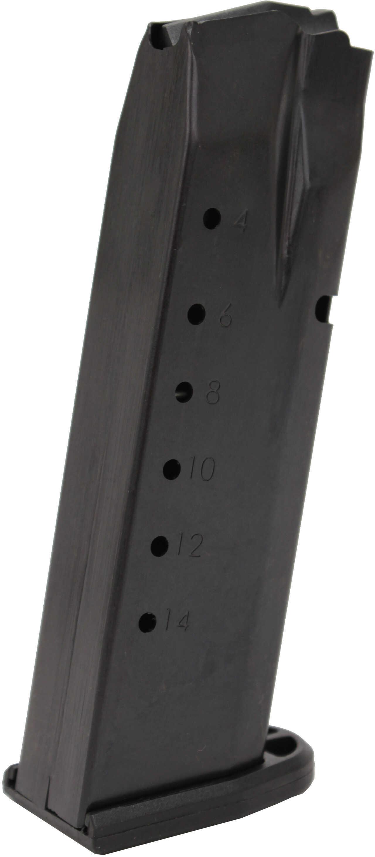 Smith &Wesson M&P- 40 .40 S&W,15Round Blue Steel Md: SMI-A11